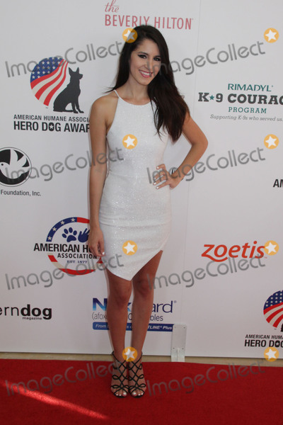 Anna Sentina Photo - Anna Sentina 09192015 The 5th Annual Hero Dog Awards held at The Beverly Hilton Hotel in Beverly Hills CA Photo by Yuichi Hiroyama  HollywoodNewsWirenet