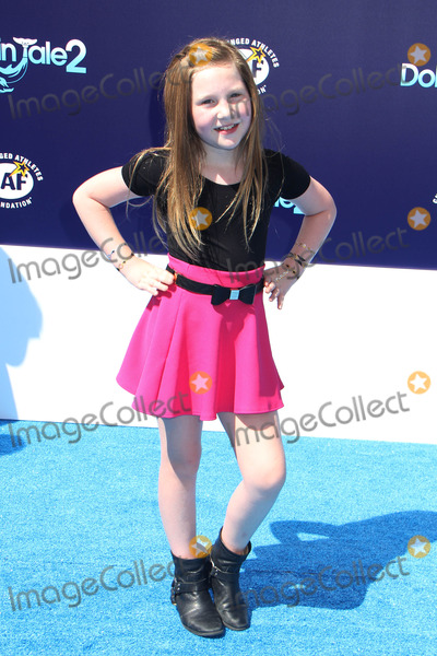 Ella Anderson Photo - Ella Anderson 09072014 Dolphin Tale 2 Premiere held at the Regency Village Theatre in Westwood CA Photo by Kazuki Hirata  HollywoodNewsWirenet