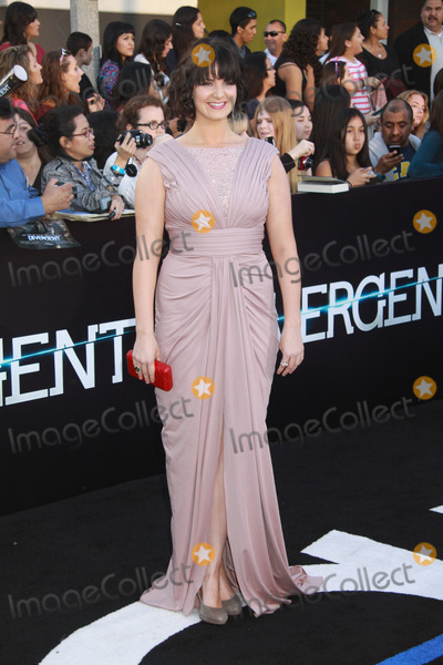 Amy Newbold Photo - Amy Newbold 03182014 The World Premiere of Divergent held at The Regency Bruin Theatre in Westwood CA Photo by Izumi Hasegawa  HollywoodNewsWirenet