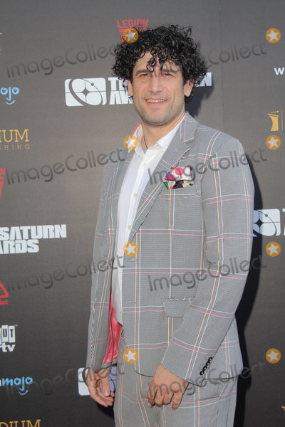 Saturn Awards Photo - Adam Egypt Mortimer 09132019 The 45th Annual Saturn Awards held at the Avalon Hollywood in Los Angeles CAPhoto by Yurina Abe  HollywoodNewsWireco