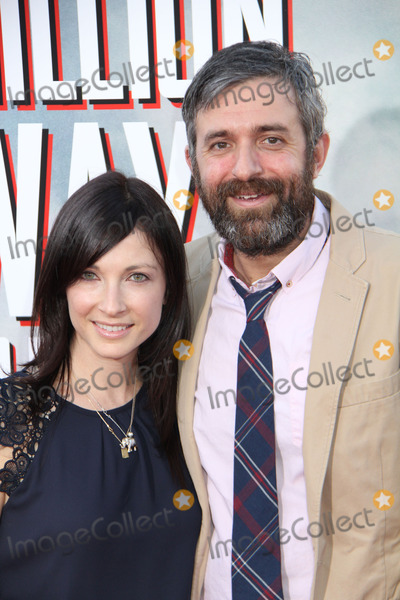 Alec Sulkin Photo - Alec Sulkin 05152014 The World premiere of A Million Ways To Die In The West held at Regency Village Theatre in Los Angeles CA Photo by Izumi Hasegawa  HollywoodNewsWirenet
