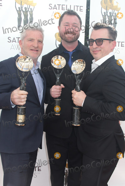 Brandon Proctor Photo - Ethan Van Der Ryn Erik Aadahl Brandon Proctor 02222019 The 23rd Satellite Awards held at the Mondrian Los Angeles in Los Angeles CA Photo by Hiro Katoh  HollywoodNewsWireco