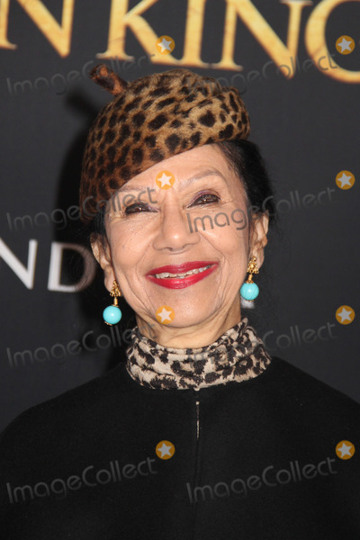 Avant Photo - Jacqueline Avant 07092019 The Lion King Premiere held at Dolby Theatre in Hollywood CA Photo by Kazuki Hirata  HollywoodNewsWireco
