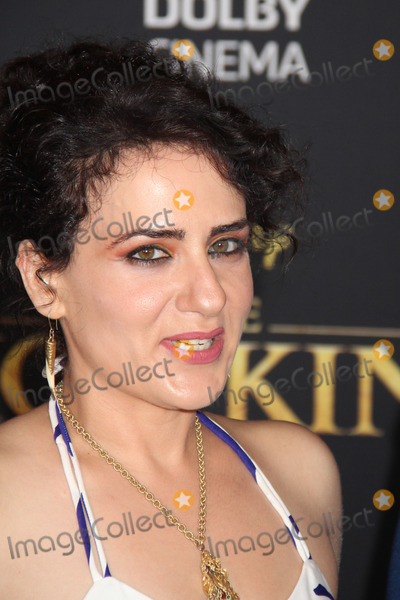 Artemis Pebdani Photo - Artemis Pebdani 07092019 The Lion King Premiere held at Dolby Theatre in Hollywood CA Photo by Kazuki Hirata  HollywoodNewsWireco