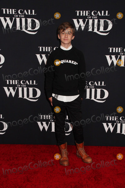 Parker Bates Photo - Parker Bates 02132020 The World Premiere of The Call of the Wild held at The El Capitan Theatre in Los Angeles CA Photo by Izumi Hasegawa  HollywoodNewsWireco