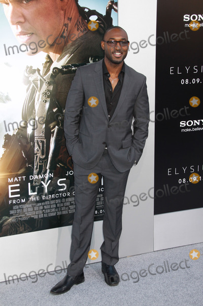 Adrian Holmes Photo - Adrian Holmes 08072013 Elysium Premiere held at Regency Village Theatre in Westwood CA Photo by Mayuka Ishikawa  HollywoodNewsWirenet