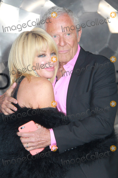 Alan Hamel Photo - Suzanne Somers Alan Hamel 12142016 The World Premiere of Passengers held at the Regency Village Theatre in Los Angeles CA Photo by Izumi Hasegawa  HollywoodNewsWireco