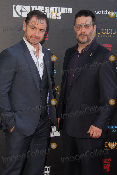 Saturn Awards Photo - Glenn Keogh Paul Salamoff09132019 The 45th Annual Saturn Awards held at the Avalon Hollywood in Los Angeles CAPhoto by Yurina Abe  HollywoodNewsWireco