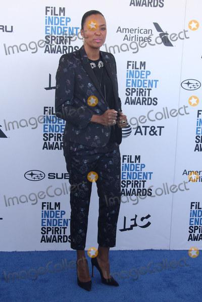 Aisha Tyler Photo - Aisha Tyler02232019 2019 Film Independent Spirit Awards in Santa Monica CA Photo by Hiro Katoh  HollywoodNewsWireco