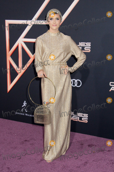 Alyson Stoner Photo - Alyson Stoner 11112019 Charlies Angels Premiere held at the Regency Village Theatre in Westwood CA Photo by Kazuki Hirata  HollywoodNewsWireco
