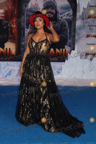 Alicia Saavedra Photo - Alicia Saavedra 12092019 Jumanji The Next Level Premiere held at the TCL Chinese Theatre in Hollywood CA Photo by Kazuki Hirata  HollywoodNewsWireco