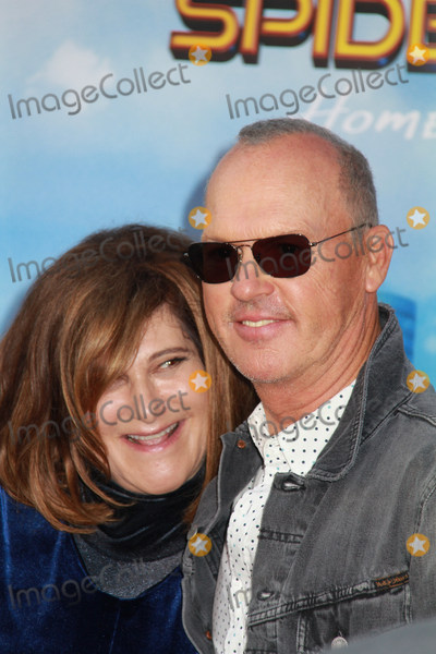 Amy Pascal Photo - Amy Pascal Michael Keaton 06282017 The World Premiere of Spider-Man Homecoming held at the TCL Chinese Theatre in Los Angeles CA Photo by Izumi Hasegawa  HollywoodNewsWireco