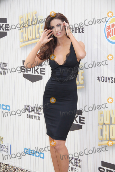 Katherine Webb Photo - Katherine Webb 06082013 Spike TVs Guys Choice 2013 held at Sony Pictures Studios in Culver City CA Photo by Izumi Hasegawa  HollywoodNewsWirenet
