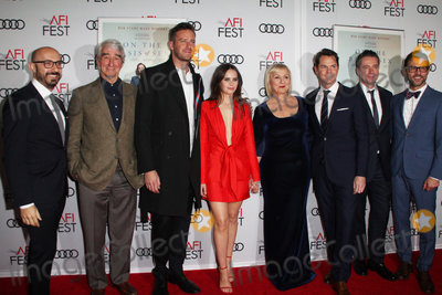 Armie Hammer Photo - Sam Waterston Armie Hammer Felicity Jones Mimi Leder 11082018 AFI Fest 2018 Opening Night World Premiere Gala Screening of  On the Basis of Sex held at the TCL Chinese Theatre in Los Angeles CA Photo by Izumi Hasegawa  HollywoodNewsWireco