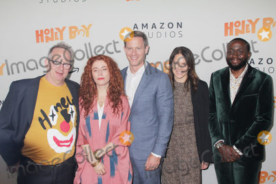 Alma Harel Photo - Ted Hope Alma Harel Matt Newman Julie Rapaport Byron Bowers 11052019 The Los Angeles Premiere of Honey Boy held at the ArcLight Hollywood in Los Angeles CA Photo by Izumi Hasegawa  HollywoodNewsWireco