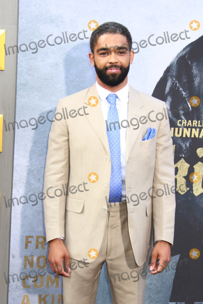 Kingsley Ben-Adir Photo - Kingsley Ben-Adir 05082017 The Premiere of King Arthur Legend of The Sword held at the TCL Chinese Theater in Los Angeles CA Photo by Izumi Hasegawa  HollywoodNewsWireco