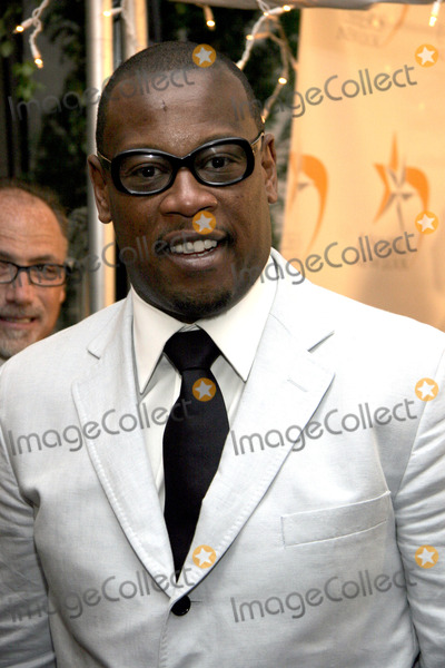 Andre Harrell Photo - NEW YORK - JULY 8   Andre Harrell arrives to fundraiser for Ushers New Look Foundation at Capitale July 8 2005 in
