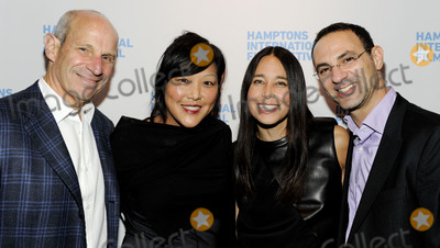 Jonathan Tisch Photo - (L-R) Executive producer Jonathan Tisch producer Chiemi Karasawa director Jill Andresevic and producer Jeffrey Stewart attend the Love Etc screening during the 2010 Hamptons International Film Festival at the UA Theater in East Hampton NY on October 8th 2010 (Pictured Jonathan Tisch Chiemi Karasawa Jill Andresevic Jeffrey Stewart)