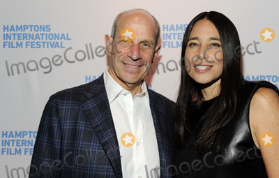 Jonathan Tisch Photo - Executive producer Jonathan TIsch and director Jill Andresevic (R) attend the Love Etc screening during the 2010 Hamptons International Film Festival at the UA Theater in East Hampton NY on October 8th 2010 (Pictured Jonathan Tisch Jill Andresevic)