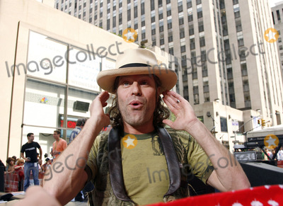 Big Kenny Alphin Photo - Big Kenny Alphin of the country duo Big And Rich onstage performing during The Today Show on July 8 2006 in