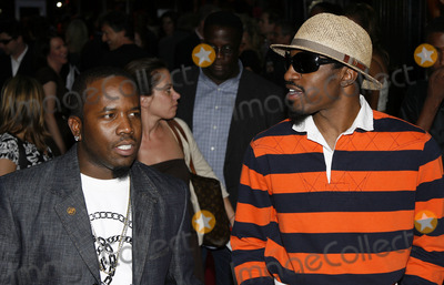 Antwan A Patton Photo - Antwan A Patton (aka Big Boi) and Andre Benjamin (aka Andre 3000) attend the New York Premiere of Idlewild held to benefit the Hinton Battle Theater Laboratory on August 21 2006 in