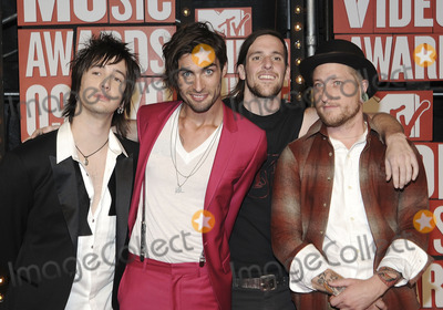 All-American Rejects Photo - All-American Rejects attend the 2009 MTV Video Music awards in New York City NY USA on September 13 2009
