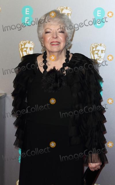 Thelma Schoonmaker Photo - London UK Thelma Schoonmaker at EE British Academy Film Awards at the Royal Albert Hall Kensington London on Sunday February 10th 2019Ref LMK73-J4345-110219Keith MayhewLandmark Media WWWLMKMEDIACOM