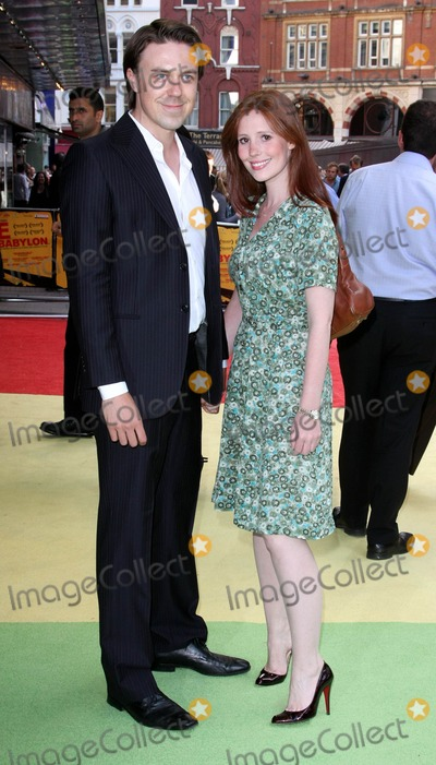 Amy Nuttall Photo - London UK  090511Amy Nuttall and guest at the European Premiere of the film Fire In Babylon held at The Odeon Leicester Square9 May 2011Keith Mayhew  Landmark Media