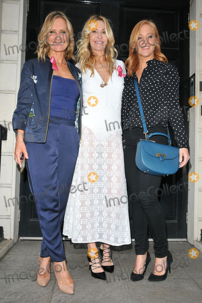 Jacquie Beltrao Photo - London UK Jacquie Beltrao Melissa Odabash and Sarah-Jane Mee at Future Dreams  Melissa Odabash  post mastectomy swimwear collection launch  dinner Grace Belgravia West Halkin Street London England UK on Tuesday 28 March 2017Ref LMK315-J135-290317Can NguyenLandmark MediaWWWLMKMEDIACOM