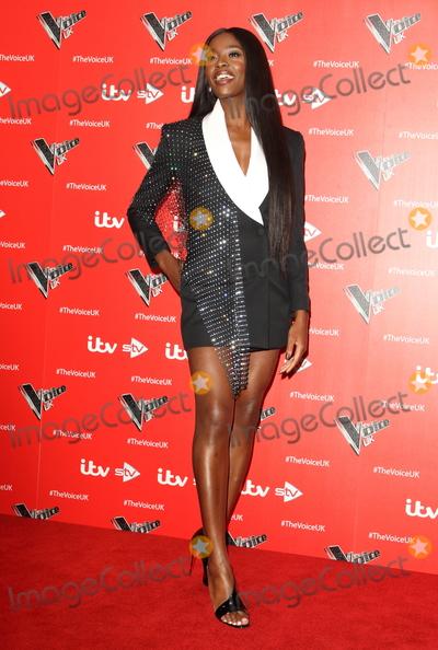 Aj Odudu Photo - London UK AJ Odudu at   The Voice 2020  UK Series Press Launch at the Soho Hotel London on December 16th 2019 LMK73-J5942-171116Keith Mayhew Landmark MediaWWWLMKMEDIACOM