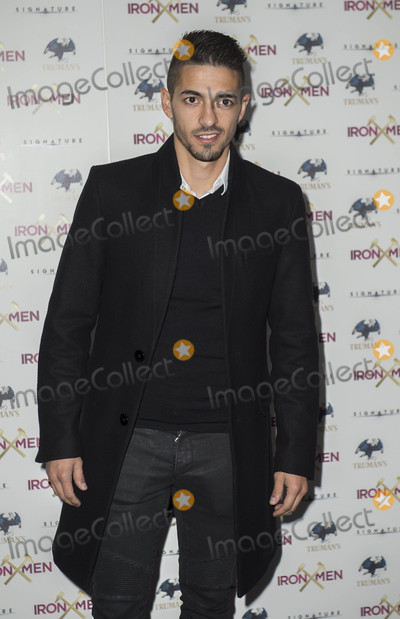 Genesis Photo - London UK  Manuel Lanzini at  the UK Premiere of Iron Men at the Mile End Genesis Cinema on March 2nd 2017 in London EnglandRef LMK386-63058-030317Gary MitchellLandmark Media WWWLMKMEDIACOM