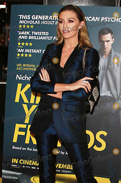 Abbey Clancy Photo - London UK Abbey Clancy at  Kill Your Friends - VIP Film Screening at Curzon Soho London UK 27 October 2015Ref LMK394-58407-281015Brett CoveLandmark Media WWWLMKMEDIACOM