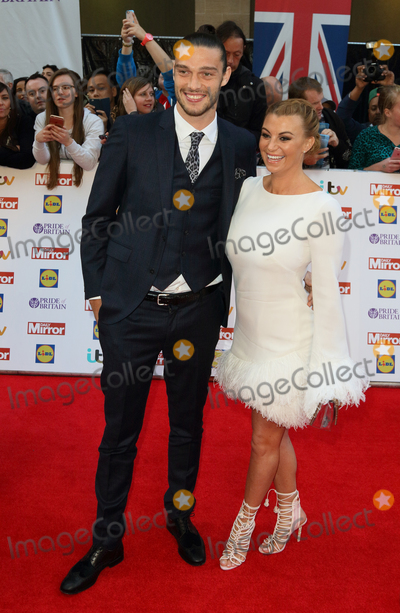 Billie Mucklow Photo - London UK Andy Carroll and Billi Mucklow at Pride of Britain Awards 2015 held at the Grosvenor House Hotel London on September 28th 2015Ref LMK73 -58302-290915Keith MayhewLandmark Media WWWLMKMEDIACOM