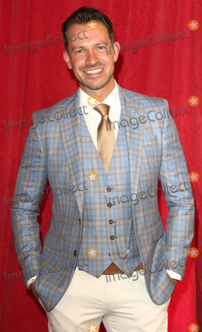 Ashley Taylor Dawson Photo - Manchester UK Ashley Taylor Dawson  at the The British Soap Awards 2019 red carpet arrivals The Lowry Media City Salford Manchester UK on June 1st 2019RefLMK73-S2520-020619Keith MayhewLandmark Media WWWLMKMEDIACOM