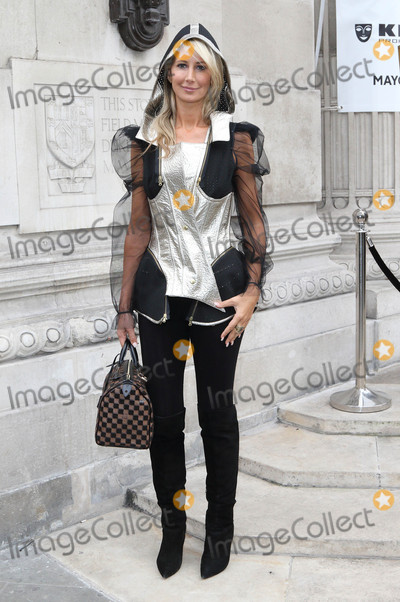 Lady Victoria Hervey Photo - London UK Lady Victoria Hervey at Celebrity arrivals at London Fashion Week - Day 3 London  February 19th 2017Ref LMK73 -61732-200217Keith MayhewLandmark Media WWWLMKMEDIACOM