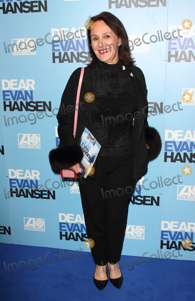 Arlene Phillips Photo - London UK Arlene Phillips at Dear Evan Hansen opening night at the Noel Coward Theatre St Martins Lane London on November 19th 2019 Ref LMK73-J5830-201119Keith MayhewLandmark MediaWWWLMKMEDIACOM