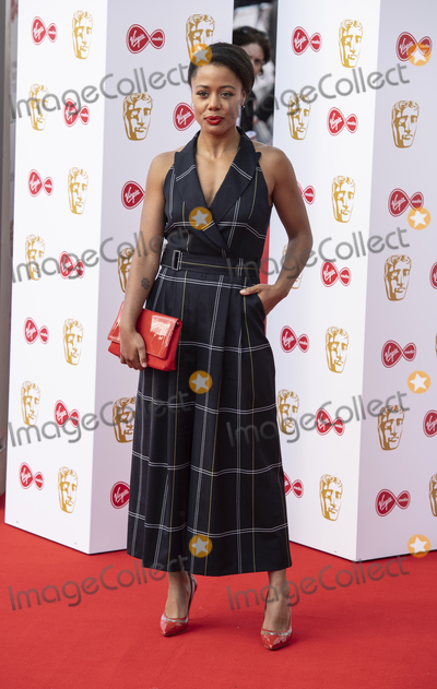 Nina Toussaint-White Photo - London UK  Nina Toussaint-White   at the Virgin Media British Academy Television Awards at The Royal Festival Hall 12th May 2019 Ref LMK386 -S2416-150519Gary MitchellLandmark Media   WWWLMKMEDIACOM