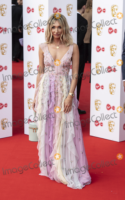 The Virgins Photo - London UK  Megan McKenna  at the Virgin Media British Academy Television Awards at The Royal Festival Hall 12th May 2019 Ref LMK386 -S2416-150519Gary MitchellLandmark Media   WWWLMKMEDIACOM
