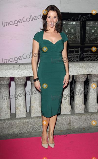 Andrea Mclean Photo - London UK Andrea McLean at The Inspiration Awards For Women 2013 at the Cadogan Hall London October 2nd 2013Ref LMK73-45441-031013 Keith MayhewLandmark Media WWWLMKMEDIACOM