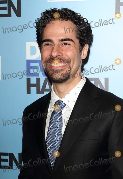 Alex Lacamoire Photo - London UK Alex Lacamoire at Dear Evan Hansen opening night at the Noel Coward Theatre St Martins Lane London on November 19th 2019 Ref LMK73-J5830-201119Keith MayhewLandmark MediaWWWLMKMEDIACOM