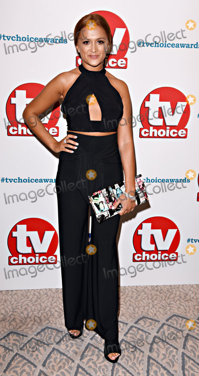 Amy-Leigh Hickman Photo - London UK Amy-Leigh Hickman  at The TV Choice Awards held at The Dorchester Hotel London on Monday 10 September 2018Ref LMK392-J2580 -110918Vivienne VincentLandmark Media WWWLMKMEDIACOM