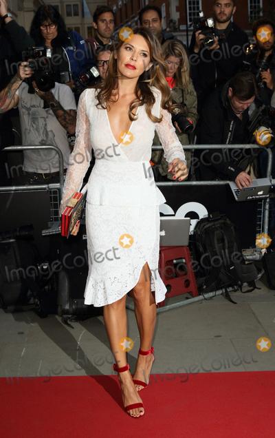 Danielle Lineker Photo - LondonUK Danielle Lineker at the  GQ Men of the Year Awards at the Royal Opera House Covent Garden London 8th September  2015 Ref LMK73-58219-090915Keith MayhewLandmark Media WWWLMKMEDIACOM