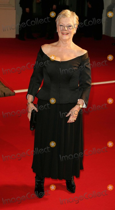 Judi Dench Photo - London Dame Judi Dench at the British Academy Film Awards 2007 held at the Royal Opera House Covent Garden 11 February 2007Keith MayhewLandmark Media