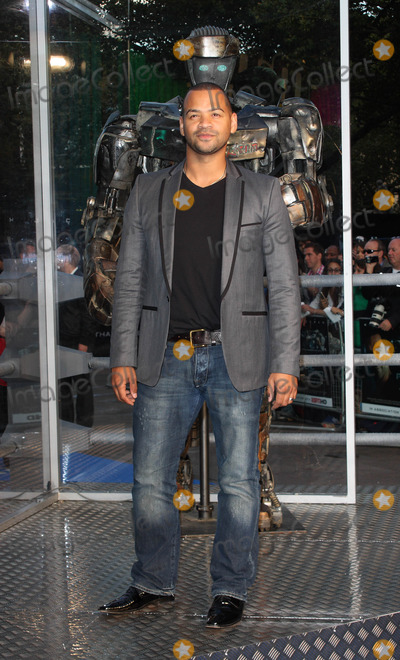 Michael Underwood Photo - London UK Michael Underwood at UK Premiere of  Real Steel  at the Empire Cinema Leicester Square 14th September  20110Keith MayhewLandmark Media