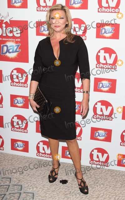 Claire King Photo - London UK Claire King at the TV Choice Awards - sponsored by Daz - Inside Arrivals at the Dorchester Hotel Park Lane 10th September 2012Keith MayhewLandmark Media