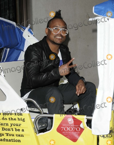 apldeap Photo - London UK  ApldeAp (Allan Pineda Lindo Jr) from the Black Eyed Peas at the ApldeAp Foundation charity dinner to raise funds for the We Can Be Anything campaign The Westbury Hotel Conduit St London 19th May 2012Can NguyenLandmark Media