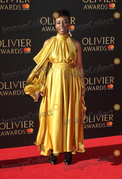 Noma Dumezweni Photo - London UK Noma Dumezweni at The Olivier Awards Royal Albert Hall Kensington London on April 9th 2017Ref LMK73-J180-100417Keith MayhewLandmark MediaWWWLMKMEDIACOM