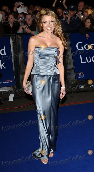 Adele Photo - London Adele Silva at the National Television Awards 2005 held at  the Royal Albert Hall25 October 2005Eric BestLandmark Media