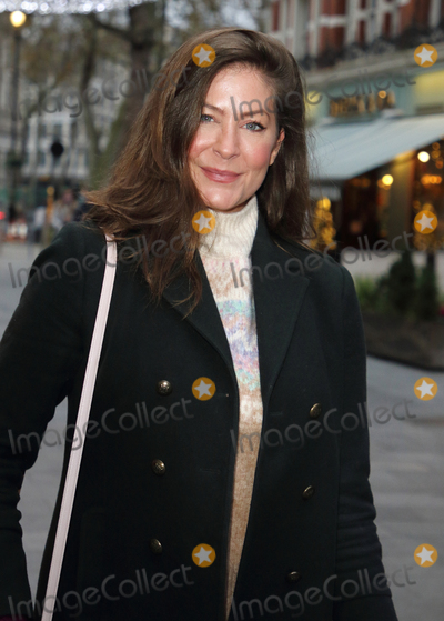 Leicester Square Photo - London UK Lucy Horobin arrives at Global Radio Studios in Leicester Square London on 10th December 2020Ref LMK73-J6774-111220Keith MayhewLandmark MediaWWWLMKMEDIACOM