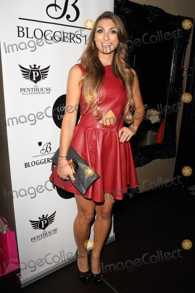 Luisa Zissman Photo - London UK Luisa Zissman at Bloggers Love Fashion Party at the Penthouse Club Leicester Square London August 22nd 2013Ref LMK73-45045-230813Keith MayhewLandmark Media WWWLMKMEDIACOM